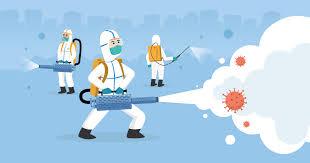 Sanificazione locali e sospensione attività di laboratorio in presenza