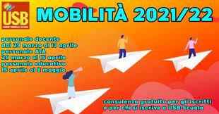 Mobilità a.s. 2021-22